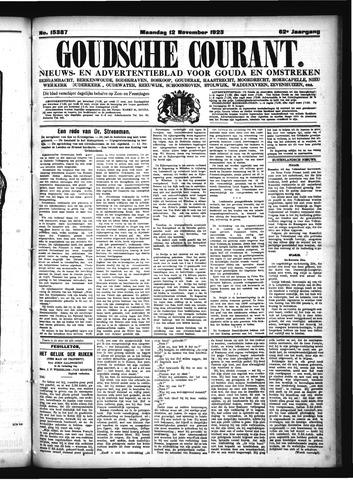 Goudsche Courant 1923-11-12