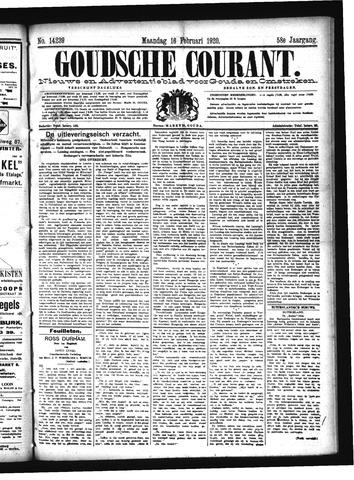 Goudsche Courant 1920-02-16