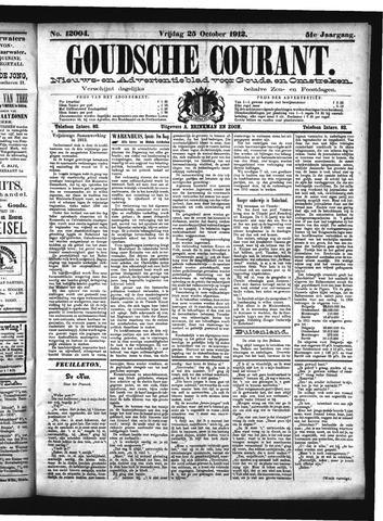 Goudsche Courant 1912-10-25