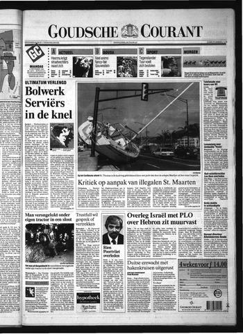 Goudsche Courant 1995-09-18