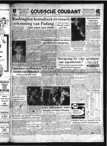 Goudsche Courant 1958-03-14