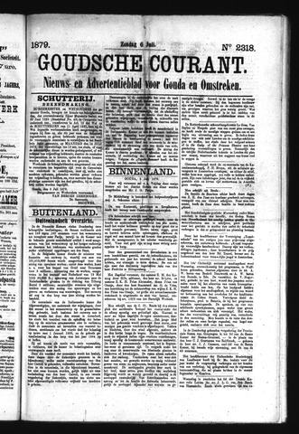 Goudsche Courant 1879-07-06
