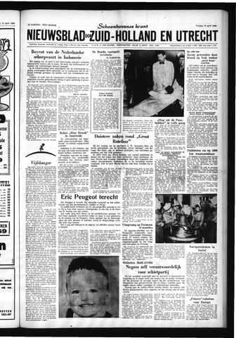 Schoonhovensche Courant 1960-04-15