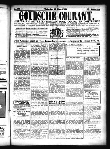 Goudsche Courant 1931-03-28