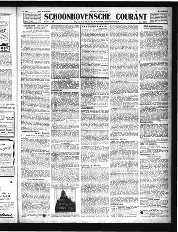 Schoonhovensche Courant 1944-01-14