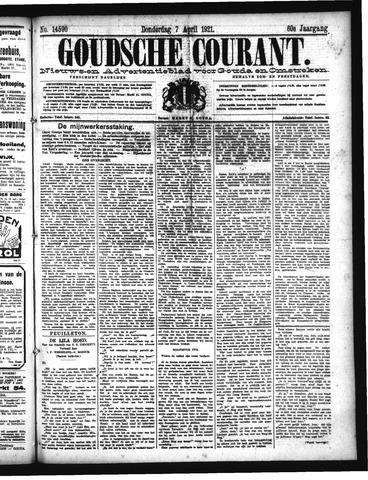 Goudsche Courant 1921-04-07
