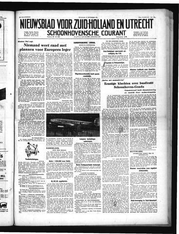 Schoonhovensche Courant 1951-12-10