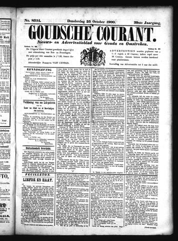 Goudsche Courant 1900-12-25