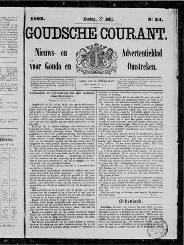 Goudsche Courant 1862-07-27