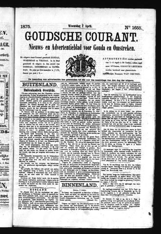 Goudsche Courant 1875-04-07