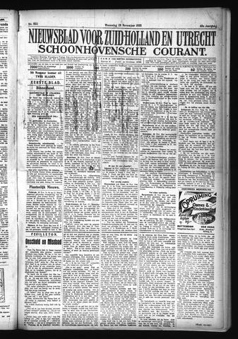 Schoonhovensche Courant 1928-11-28
