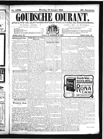 Goudsche Courant 1912-01-16