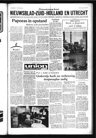 Schoonhovensche Courant 1969-05-07