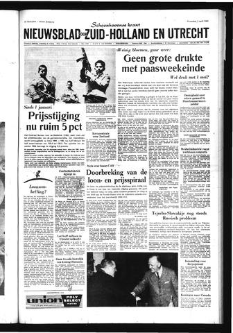 Schoonhovensche Courant 1969-04-02