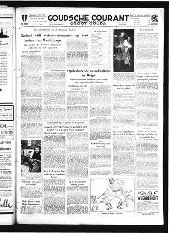 Goudsche Courant 1950-01-09