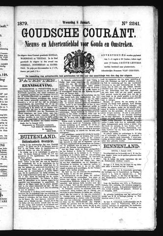 Goudsche Courant 1879-01-08
