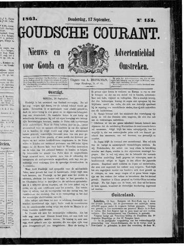 Goudsche Courant 1863-09-17