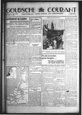 Goudsche Courant 1940-09-10