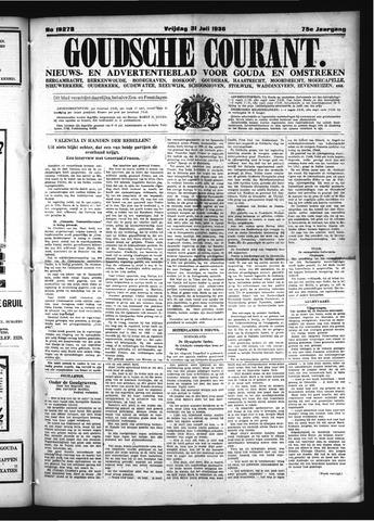 Goudsche Courant 1936-07-31