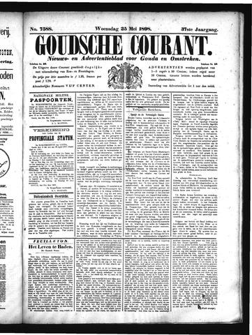Goudsche Courant 1898-05-25