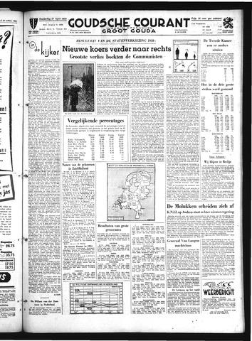 Goudsche Courant 1950-04-27