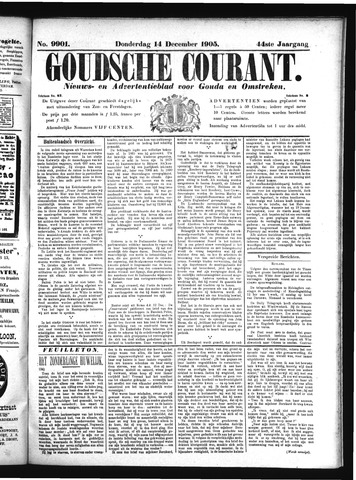 Goudsche Courant 1905-12-14