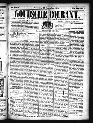 Goudsche Courant 1919-11-12