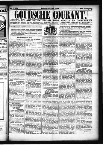 Goudsche Courant 1930-07-25