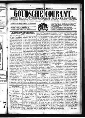 Goudsche Courant 1927-05-12