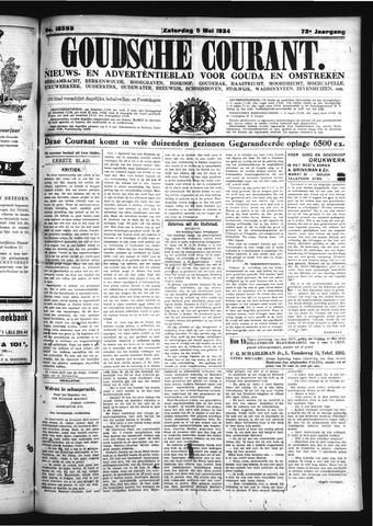 Goudsche Courant 1934-05-05