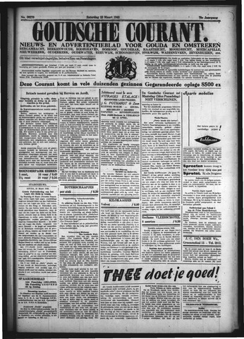 Goudsche Courant 1940-03-23