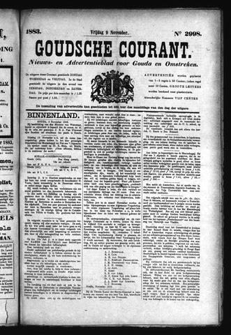 Goudsche Courant 1883-11-09