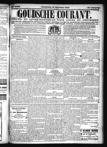 Goudsche Courant 1922-11-30