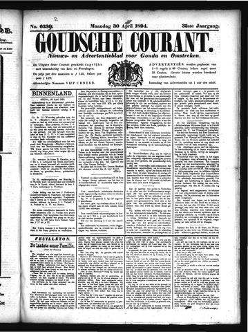 Goudsche Courant 1894-04-30