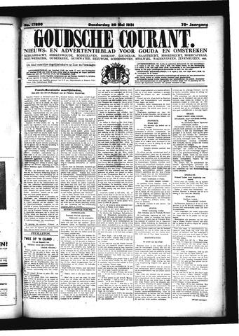 Goudsche Courant 1931-05-28