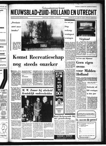 Schoonhovensche Courant 1976-01-14