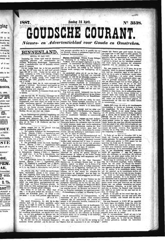 Goudsche Courant 1887-04-24