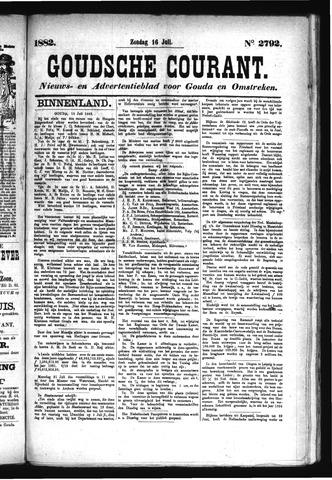Goudsche Courant 1882-07-16