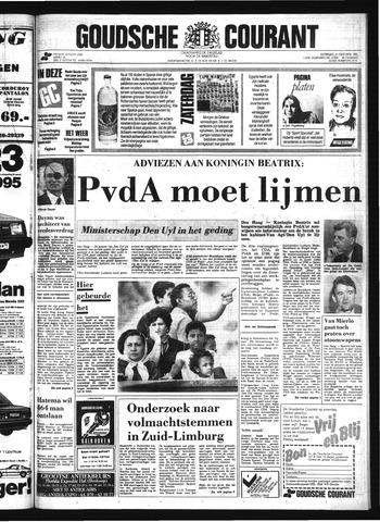 Goudsche Courant 1981-10-17
