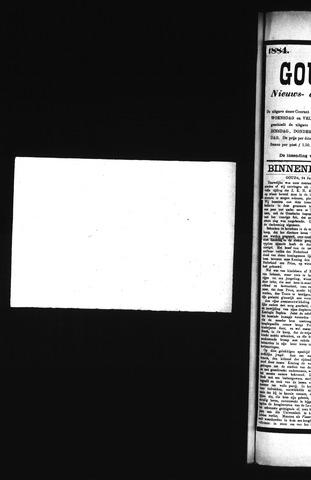 Goudsche Courant 1884-06-25