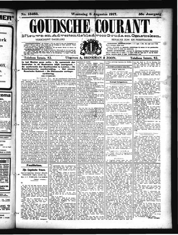 Goudsche Courant 1917-08-08