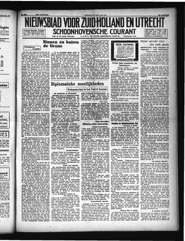 Schoonhovensche Courant 1941-02-26