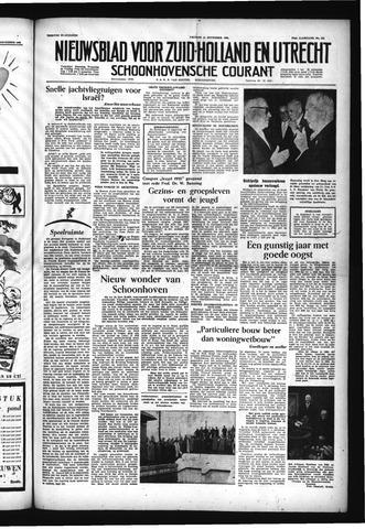 Schoonhovensche Courant 1955-11-11