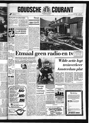 Goudsche Courant 1985-04-11