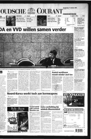 Goudsche Courant 2002-10-17
