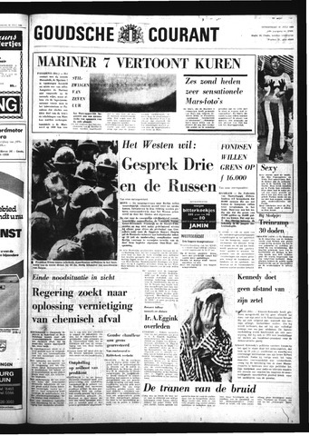 Goudsche Courant 1969-07-31
