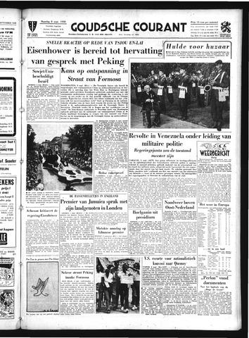 Goudsche Courant 1958-09-08