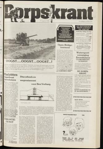 Dorpskrant 1988-08-17
