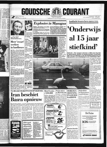 Goudsche Courant 1985-03-07