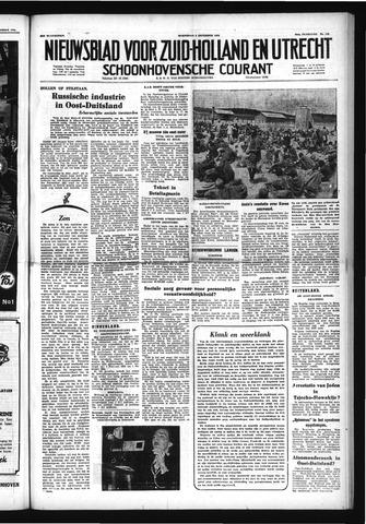 Schoonhovensche Courant 1952-12-03